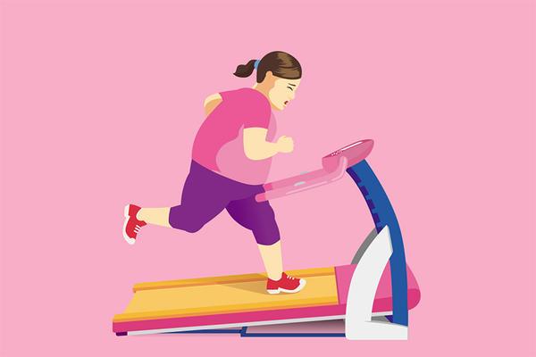 cât de mult scade pierderea în greutate fertilitatea