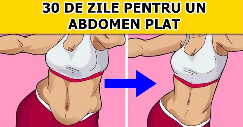 6 exerciții care ard grăsimea abdominală