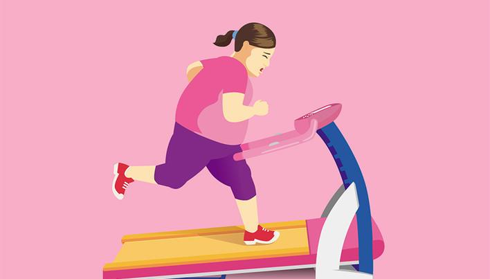 Psihoterapie pentru a scădea în greutate? DA!