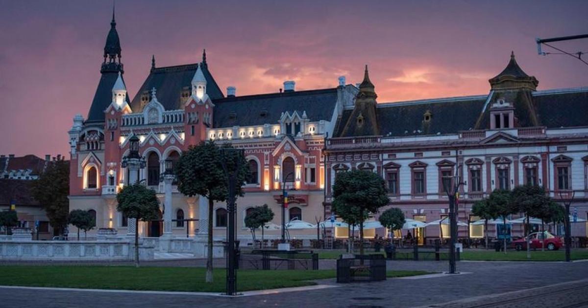 Strângere de fonduri pentru refacerea Palatului Episcopiei Greco-Catolice din Oradea