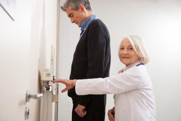 scădere în greutate și oboseală la vârstnici