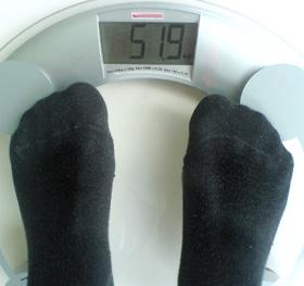 Pierderea în greutate a scăderii în greutate a rezultatului scutură