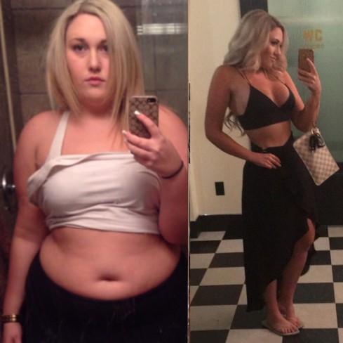 cum să pierzi grăsimea ca un model pierderi în greutate liles kevin