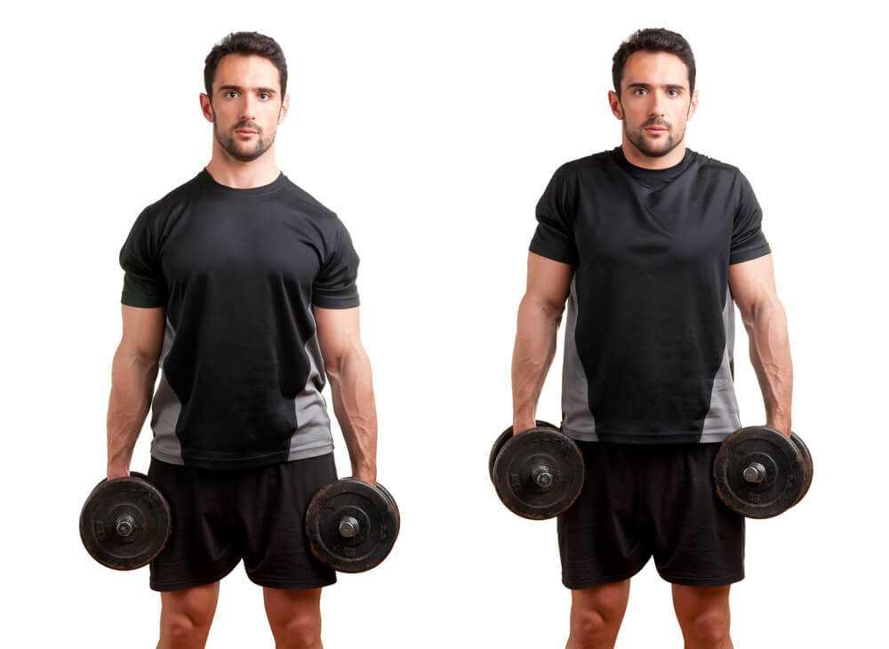 folosiți greutăți pentru a pierde în greutate