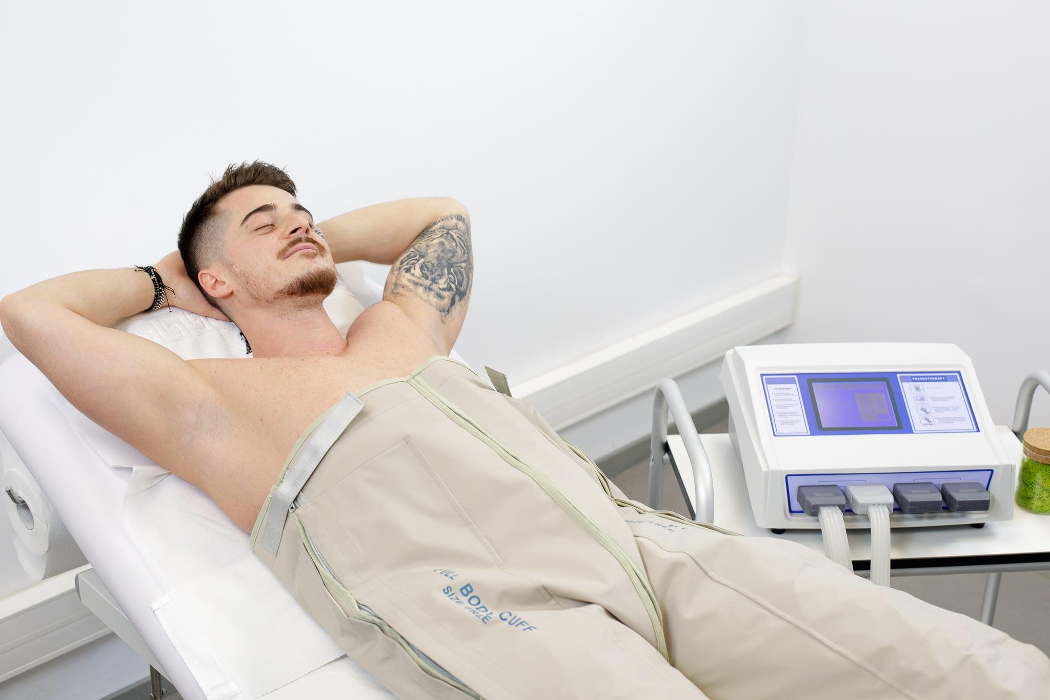 Drenajul limfatic beneficiază de scădere în greutate