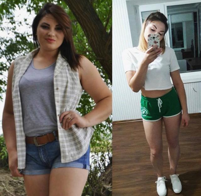 A slabit 30 de kilograme in doua luni, cu o dieta de detoxifiere. Cum arata bunicuta acum