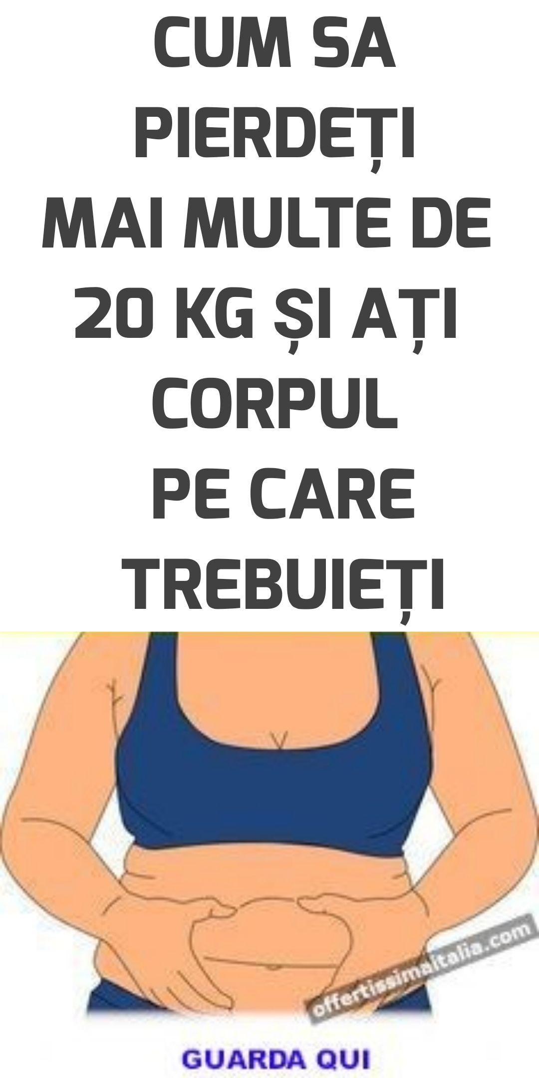 Pierdere în greutate de 22 de kilograme
