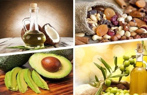 beneficiile grăsimilor sănătoase pentru pierderea în greutate arzător natural de grăsimi