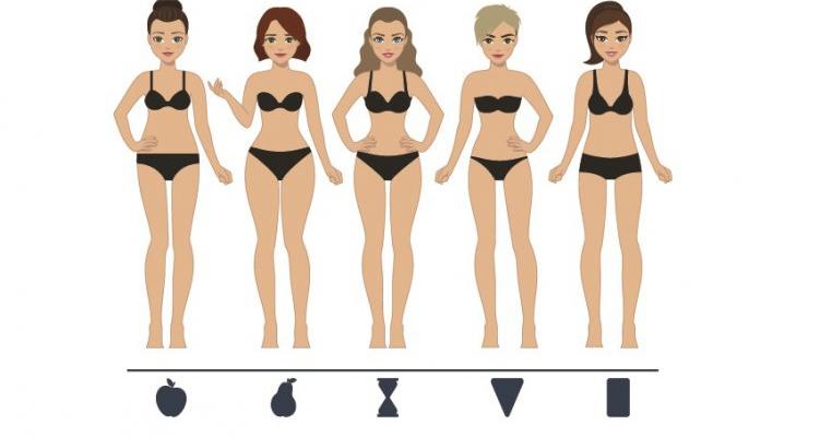 Siluetă în formă de pară. Diete și exerciții fizice recomandate | DCNews