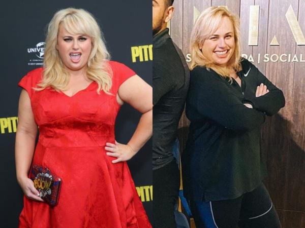 Transformări spectaculoase: vedete care au câștigat lupta acerbă cu kilogramele în plus