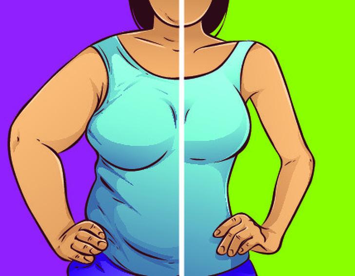 4 modalitati usoare prin care poti sa pierzi in greutate