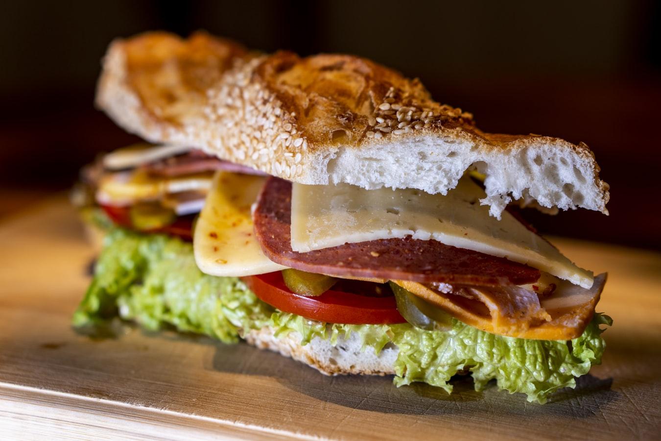 arde sandwich uri de grăsime)