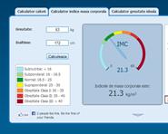 Calculator Calorii – DietaFlex