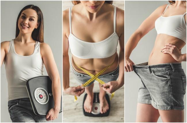pierdere în greutate sigură pe lună kg