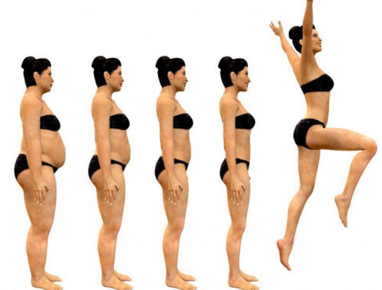 Oase slabe și pierdere în greutate