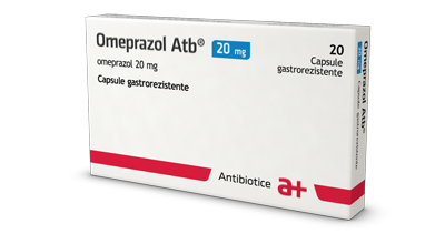 Prospect Medicament - Omeprazol Arena 20 mg, capsule gastrorezistente