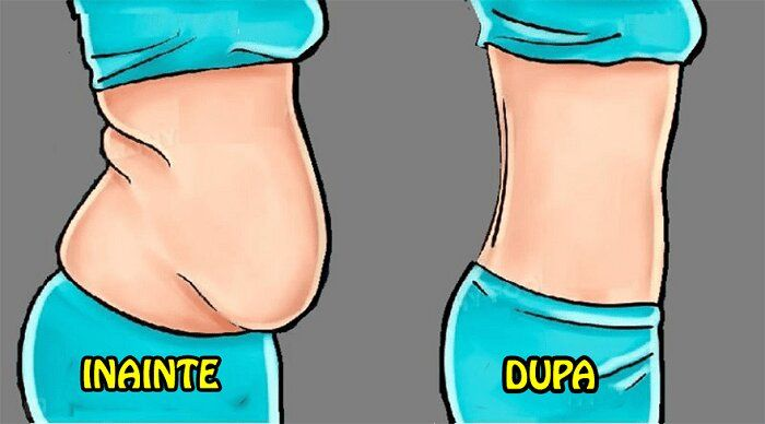slăbește înainte de burtă grasimi ultra arse