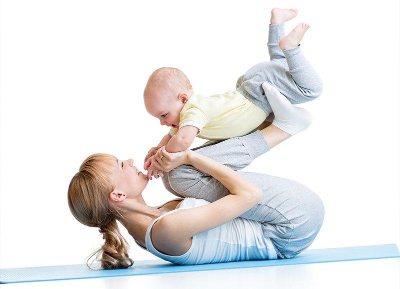 scăderea în greutate a maternității