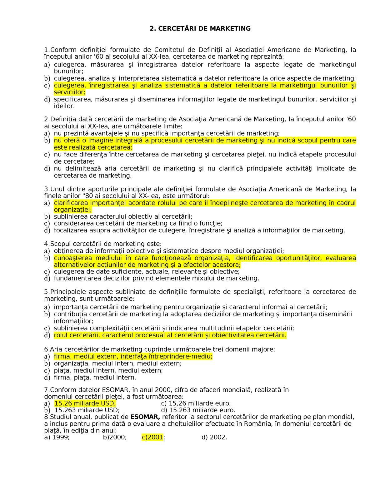 Evaluari cantitative in deciziile privindsituatiile de urgenta | Radu Andriciuc - terraagroinvest.ro