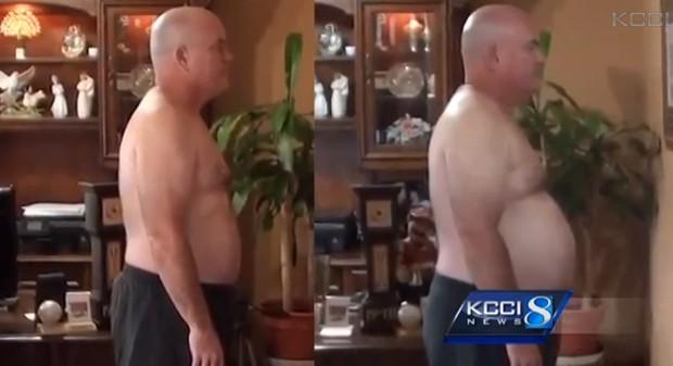 experiment de scădere în greutate mcdonalds