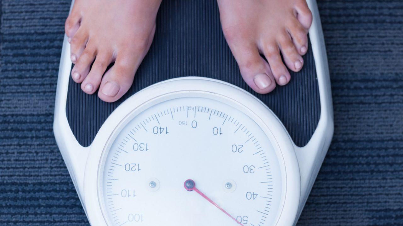 Scădere naturală în greutate