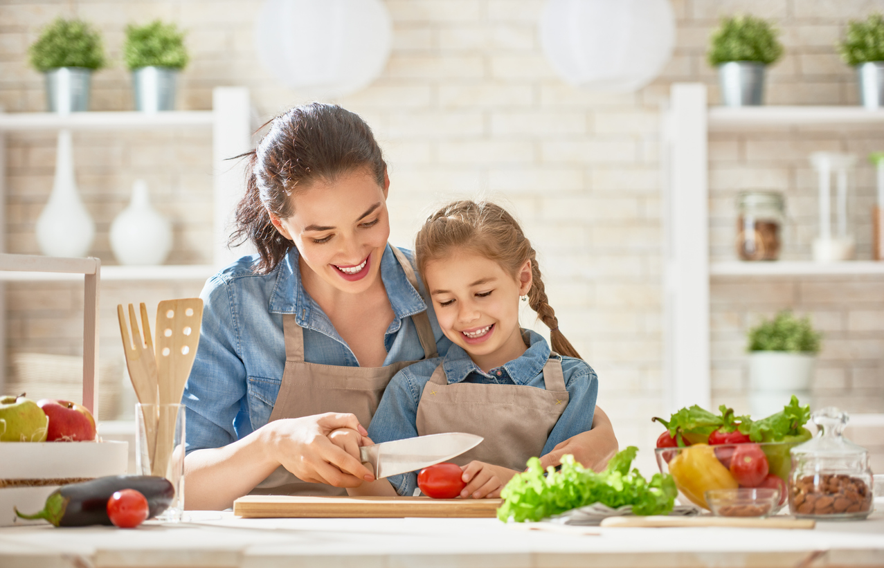 Dieta naturala pentru mamici ocupate