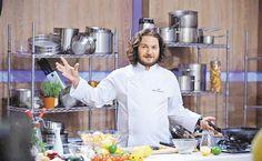 Chef Munti a slăbit 52 de kilograme. Cum arată acum câștigătorul Chefi la cuțite