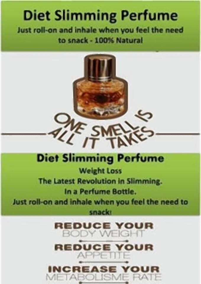 Parfumul care te ajută să slăbești