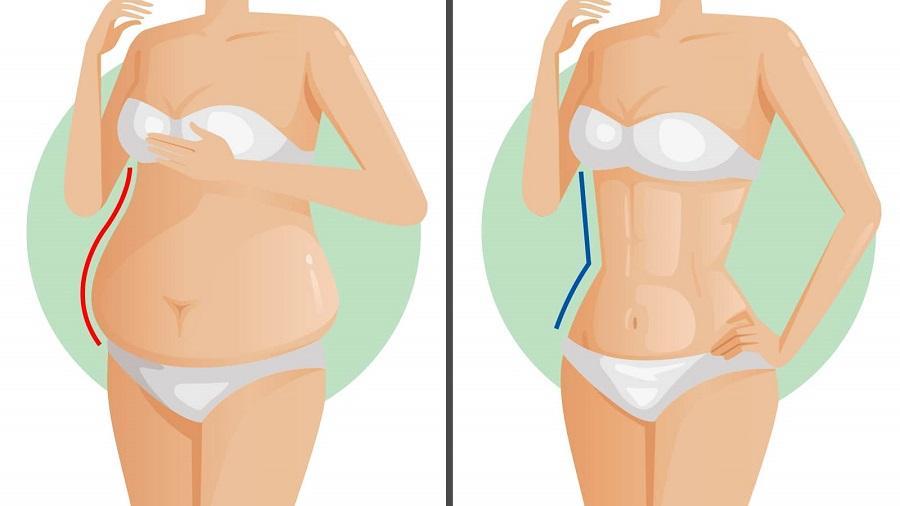 cum să elimini grăsimea intestinală