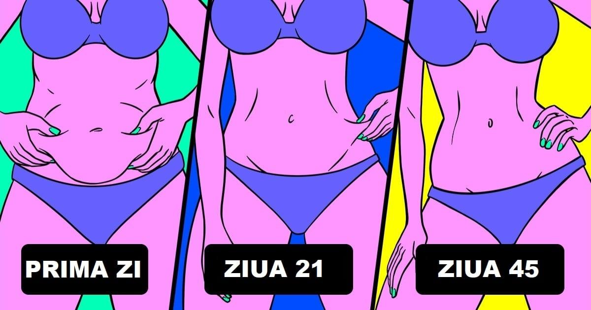 Cele mai bune exercitii pentru a scapa de grasimea de pe abdomen - Nomasvello