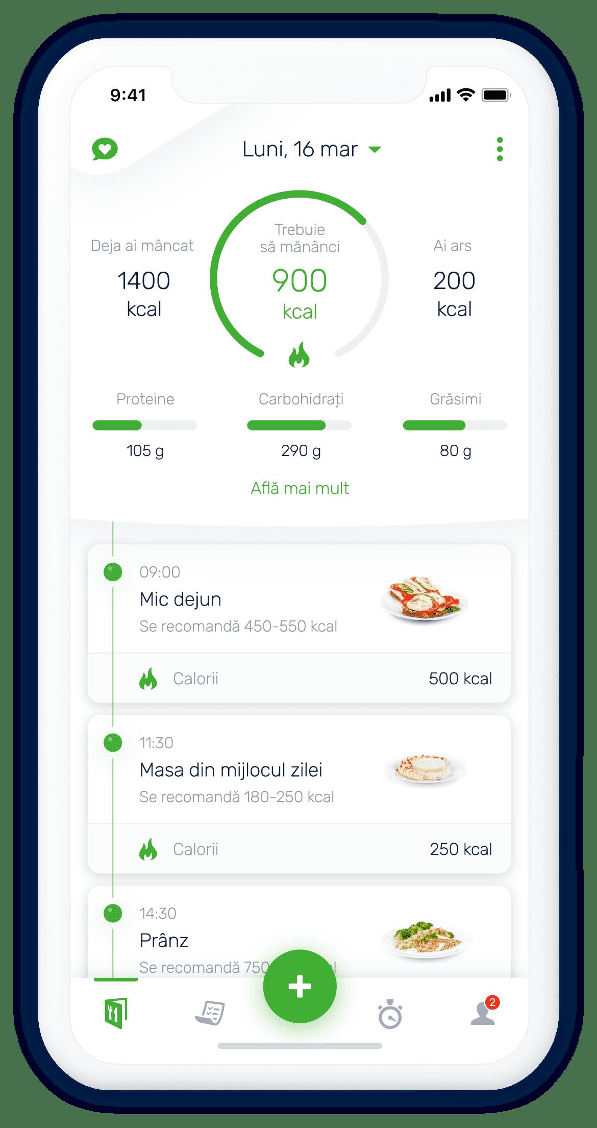 Pierdere în greutate de 32 de kilograme