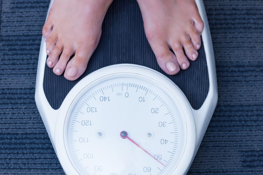Pierdere în greutate vs inch inch scădere în greutate cta