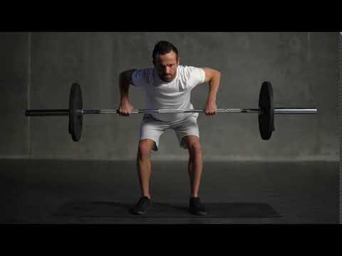 Antrenamente cu haltera | 16 exerciții cu haltera pentru a crește forța și a te păstra tonifiat