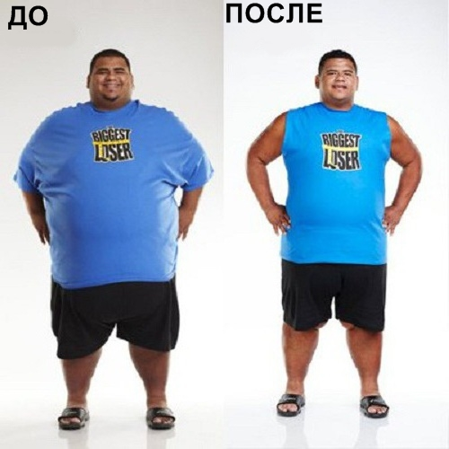 Povești despre pierderea în greutate