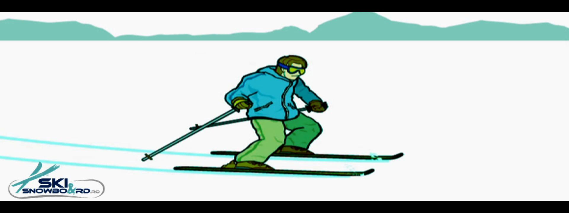 schi pierde în greutate