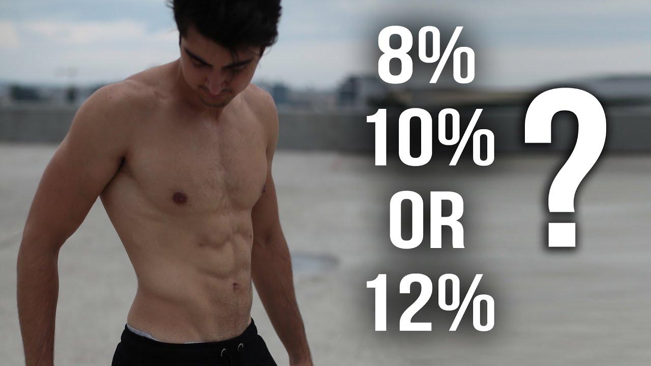 cum să pierzi procentul de grăsime corporală