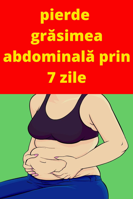 5 tabieturi de inclus în dieta zilnică dacă vrei să scapi de grăsimea de pe abdomen