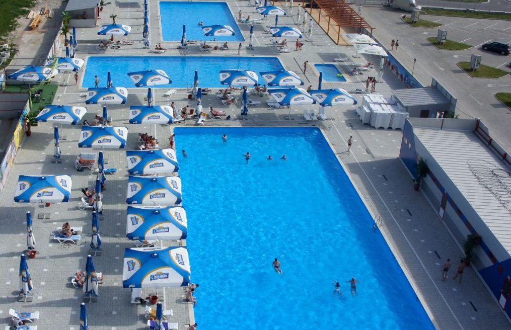 piscină de scădere în greutate)