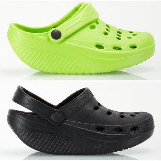 Pantofi cu talpă rotundă pentru slăbire - 5 culori
