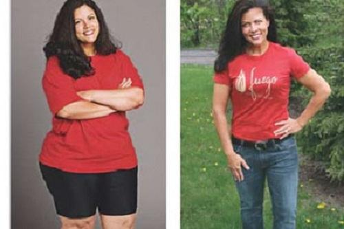 pierdeți în greutate pe burtă într-o săptămână încercând să slăbești în 30 de ani