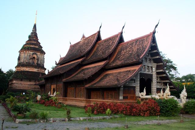 Stațiunea de pierdere în greutate Chiang Mai