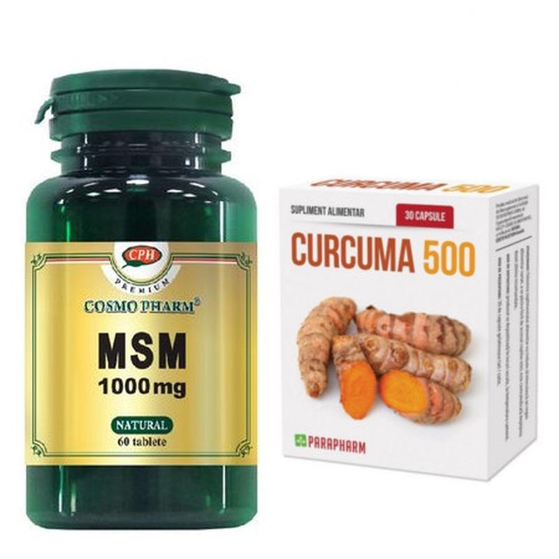 Msm Premium 1000mg 60tbl Cosmo Pharm